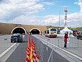 Cholupický tunel, od Cholupic, den otevřených dveří.jpg