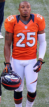 Chris Harris (cornerback) 2012.JPG