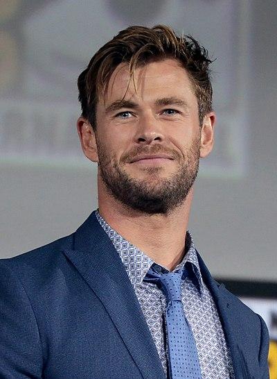 Chris Hemsworth, Australian actor
