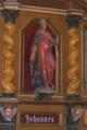 Christian Ackermanni nikerdatud Püha Johannese kuju Juuru kirikus.png