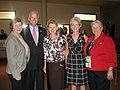 Christine Gregoire, Janet Napolitano, Ruth Ann Minner, Kathleen Sebelius and Joe Biden DNC 9 (2841602523).jpg