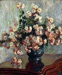 Chrysanthemums (Monet).JPG