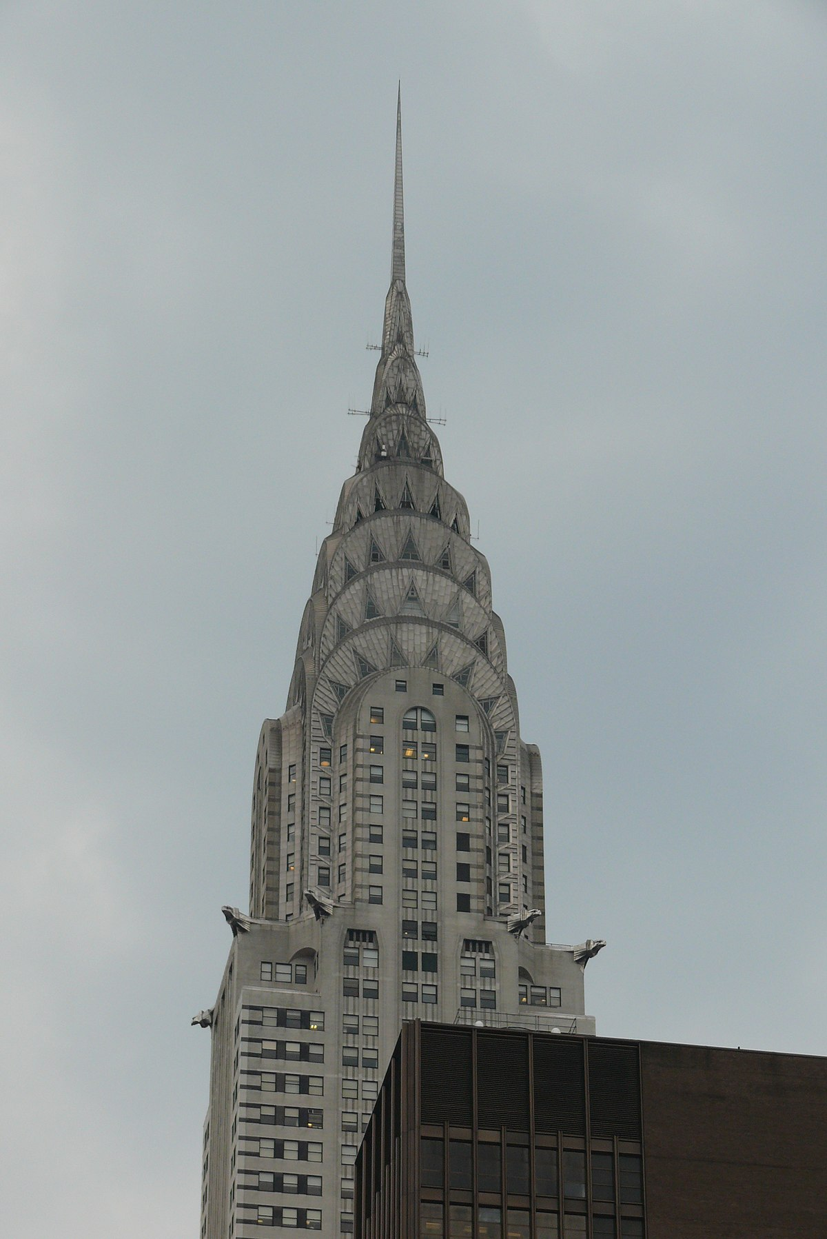 Chrysler Building Simple English Wikipedia The Free