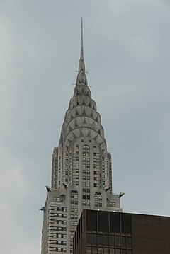 Building The Chrysler Building