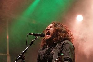 Chuck Ragan - Chuck Ragan at Rock Camp 2014, Germany
