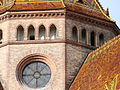 Church Facade along the Danube - Buda Side - Budapest - Hungary - 03.jpg