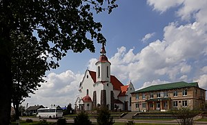 Church of Mother of God of the Rosary in Soły 2.jpg