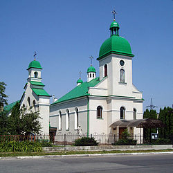 Church of the Nativity of Saint John the Baptist, Vynnyky (01).jpg