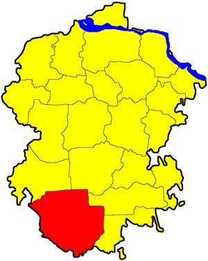 Alatyrsky District