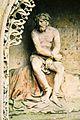 Cimetière de Marville, Christ aux liens.jpg