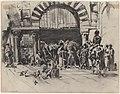 Circassische ruiters, James Ensor, circa 1880-1890, Koninklijk Museum voor Schone Kunsten Antwerpen, 2711 142.001.jpeg