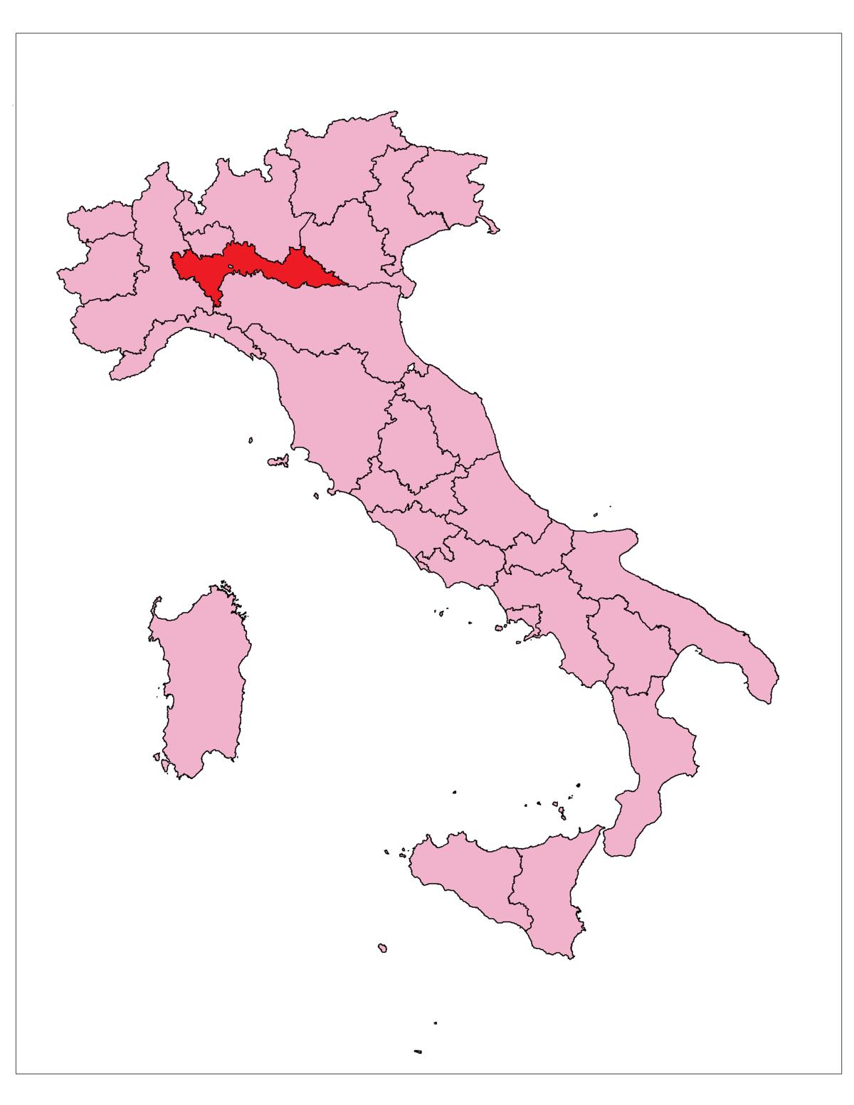 Circoscrizione lombardia 3 wikipedia for Numero senatori e deputati