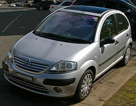 Ford Fiesta Hatchback >> Citroën C3 - Wikipedia