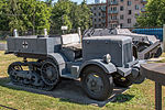Citroën Kegresse C6 P14 in the Great Patriotic War Museum 5-jun-2014.jpg
