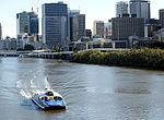 CityCat on the Brisbane River (5275427527).jpg