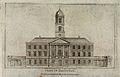 City of London Lying-in Hospital. Engraving. Wellcome V0012970.jpg