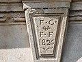 Clé de linteau datée, à Lachapelle-sous-Rougemont. . (4).jpg
