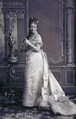 1874 in Sweden - Clara Gardt