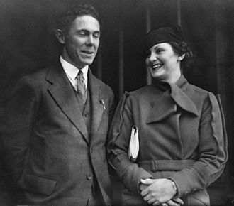 Clare Dennis - Golding and Dennis in 1934