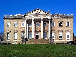 Henry Holland (architect) - Claremont House, c. 1771