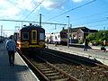 Classic EMUs in Lichtervelde (3587643096).jpg
