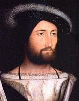 Claude, Duke of Guise - Portrait by Jean Clouet