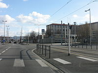 Clermont-Ferrand tramway (march 2008).jpg