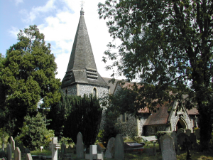 Clewer - St Andrew's Church, Clewer