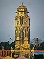 Clock Tower at Har ki Pauri, Haridwar.jpg