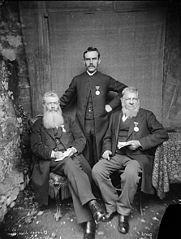 Clwydfardd, Druisyn, and Treban