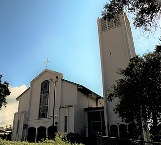 Co-Cathedral of Saint Theresa of the Child Jesus (Honolulu, Hawaii) - Image: Co Cathedral of Saint Theresa of the Child Jesus Honolulu 01