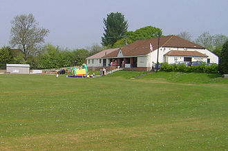 Coalpit Heath - Coalpit Heath Cricket Club  (see Ram Hill)