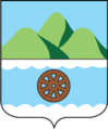 Coat of Arms of Oktyabrsk (Samara oblast).png