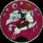 Coat of arms of Democratic Republic of Georgia