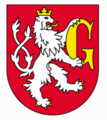 Coat of arms of Hradec Kralove.png