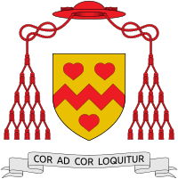 Coat of arms of John Henry Newman.svg