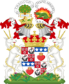 Coat of arms of the duke of Hamilton and Brandon.png