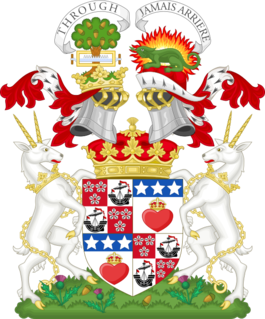 Duke of Hamilton title in the Peerage of Scotland