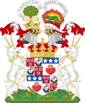 Clan Hamilton - Image: Coat of arms of the duke of Hamilton and Brandon