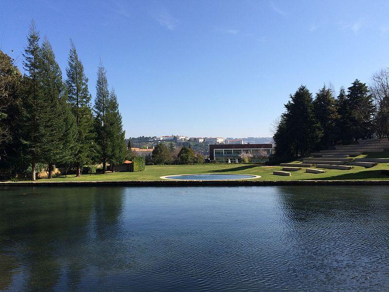 Parques em Coimbra