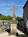 Colayrac-Saint-Cirq Saint-Cirq cimetière croix.jpg
