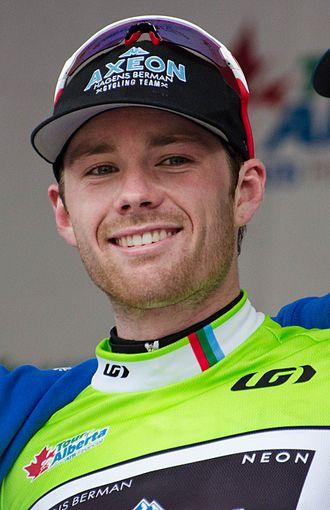 Colin Joyce - Joyce at the 2016 Tour of Alberta
