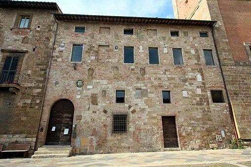 Colle di Val d'Elsa, Palazzo Pretorio