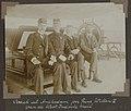 Collectie NMvWereldculturen, RV-A102-1-1, 'Vertrek uit Amsterdam per Prins Willem II van de West Indische mail'. Foto- G.M. Versteeg, 1903-1904.jpg