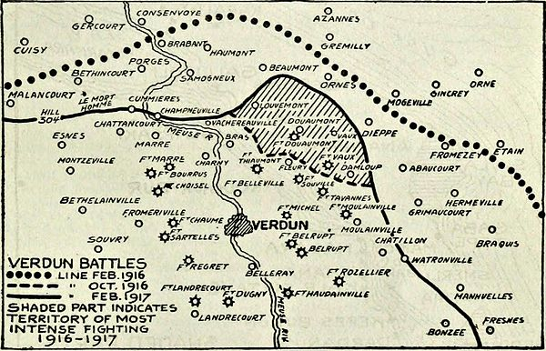 Collier's 1921 World War - Verdun battles.jpg