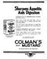 Colman's Mustard newspaper ad.png