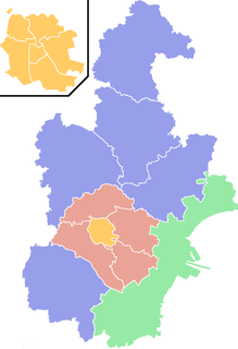 Jinnan District District in Tianjin, Peoples Republic of China