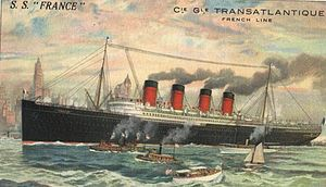 Colour Drawing of the SS France.jpg