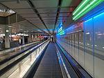 Colourful lighting at Munich Airport.jpg