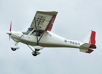 Ikarus C42 - Ikarus C42
